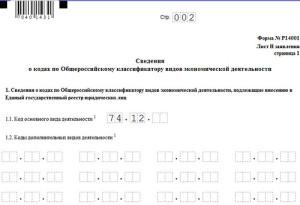 Добавить Коды Оквэд Для Ооо Пошаговая Инструкция - фото 11